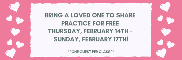 Valentines Day Free Guest